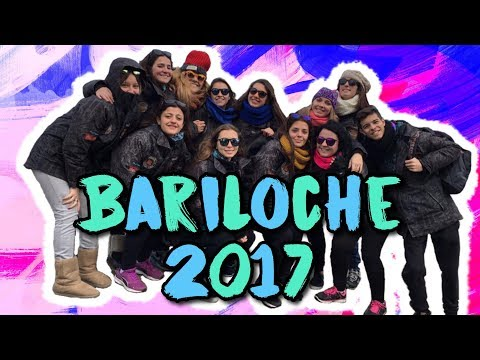VIAJE A BARILOCHE 2017 || TRAVEL ROCK