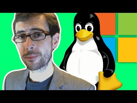 Why I Use GNU/Linux and Why I Avoid Using Windows (Rambly Vl