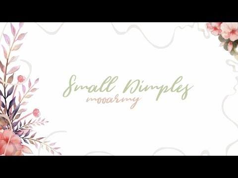Solar (솔라) & Yonghwa (용화) - Little Dimples (小酒窩)—[Color Coded In Chi/Rom/Eng Lyrics]