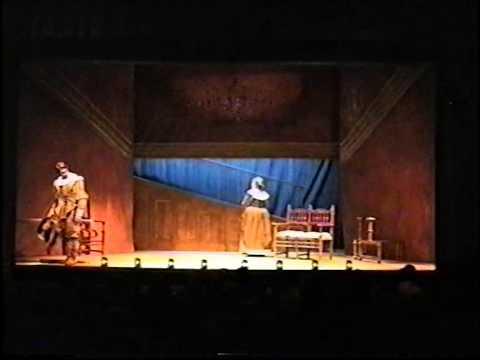 Le Intellettuali (Moliere) 2- Teatro della Cometa 1999