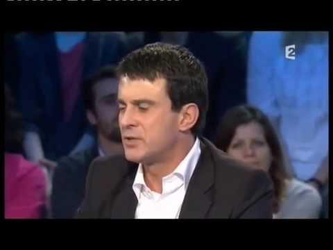 Manuel valls on n est pas couch 8 janvier 2011 onpc youtube - Manuel valls on n est pas couche ...