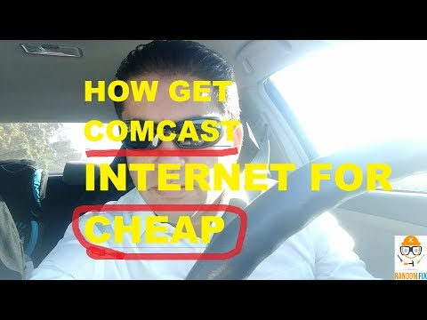 ▶️How to the Best Deal on Comcast Internet and Avoid Unnecessary Fees