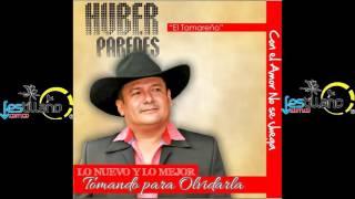 TOMANDO PARA OLVIDARLA  -  HUBER PAREDES