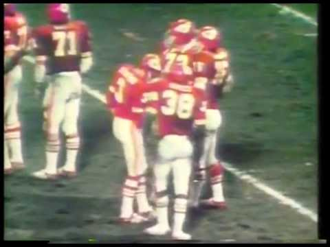 NFL - Highlights - 1971 AFC Divisional Playoffs - Dolphins VS Chiefs - Part 2 imasportsphile.com