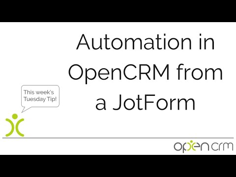 Automation and Jotforms