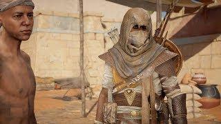 Assassin's Creed® Истоки (ps4 pro) - прохождение (23)!Комментарии!