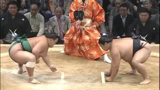 Ноябрьский турнир по сумо 2012 год. 1-3 дни: Кюсю Басё (Фукуока) / Kyushu Basho (Fukuoka)
