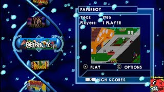 Paperboy [Midway Arcade Treasures: Extended Play] PSP - 28,111