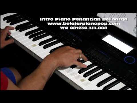 INTRO PIANO Penantian Berharga (www,belajarpianopop.com)