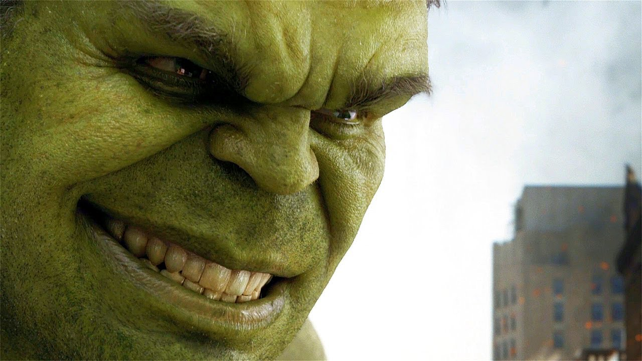 Hulk Smash - Smile Scene - The Avengers (2012) Movie Clip HD - YouTube