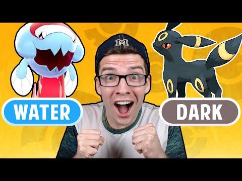 best-pokemon-of-every-type