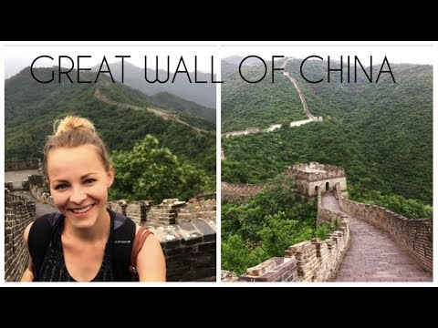 GREAT WALL OF CHINA IS NOT WHAT I EXPECTED