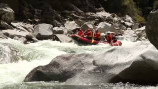 Ultimate Descents White Water Rafting New Zealand thumbnail