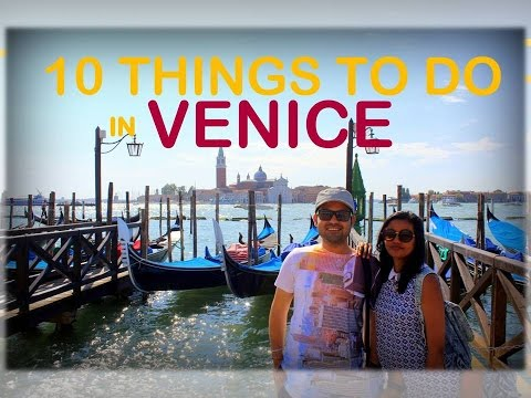 10 Top Things To Do in VENICE | Italy | Let me Roam