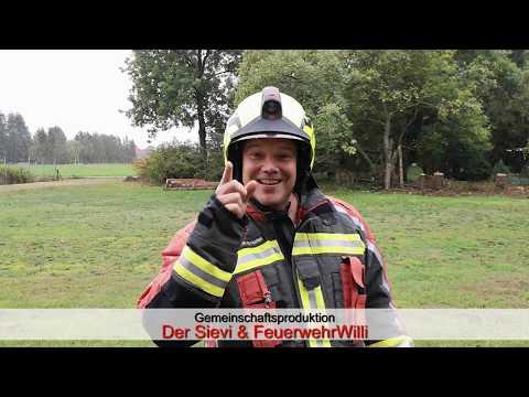 FeuerwehrWilli & Der Sievi SPASS #Retterwurfspiel
