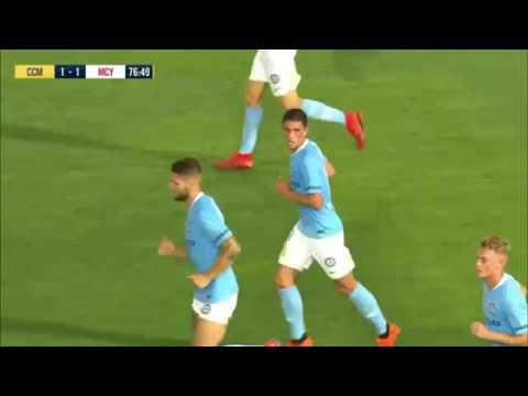 Central Coast Mariners vs Melbourne City 2-1 All Goals & Highlights 16.01.2019