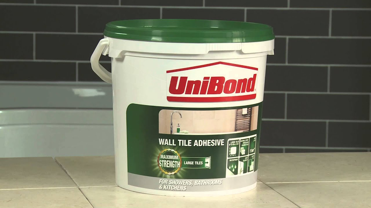 Key features and benefits unibond wall tiling youtube key features and benefits unibond wall tiling dailygadgetfo Gallery