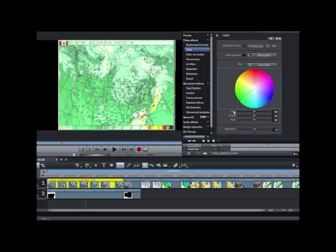 How to Document NEXRAD Weather Modification Using Weather Satellite Video + Data
