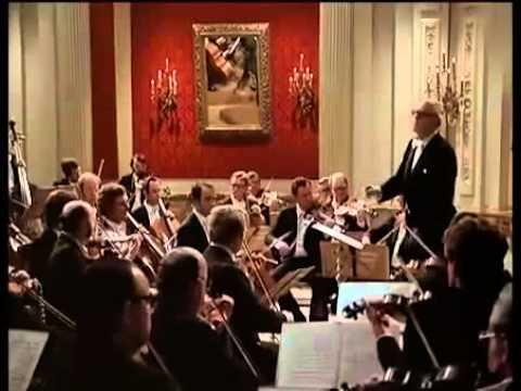 Symphony N° 25 de Mozart en Sol mineur, K. 183 conduit par Karl Böhm (Philharmonique Vienne)