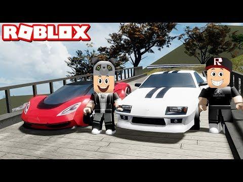 Bu Arabalar Çok Hızlı! Yeni Arabalar Aldık - Panda Ile Roblox Pacifico 2