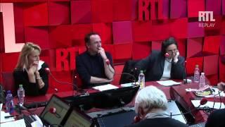 Stéphane Bern reçoit Estelle Lefébure dans A LA BONNE HEURE PARTIE 3 27 03 15