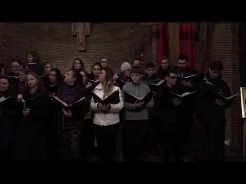 A Walking Prayer  - Stonehill College Chapel Choir