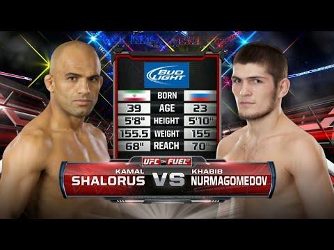 UFC Дебют: Хабиб Нурмагомедов Vs Камал Шалорус