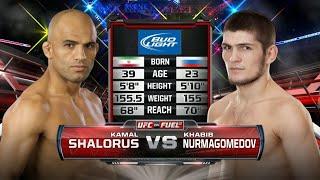 UFC Дебют Хабиб Нурмагомедов vs Камал Шалорус