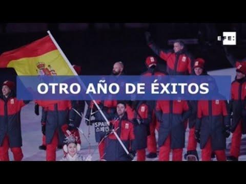 El deporte español en 2018: 18 conquistas y una despedida