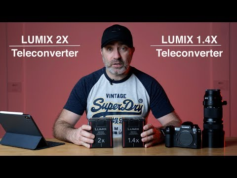Panasonic Lumix 1.4 And 2X Teleconverters | First Impressions | Photo Samples |  Panasonic S1