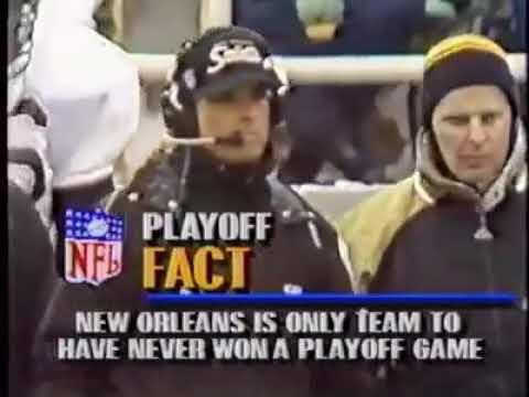 N.O. Saints vs Chicago Bears  NFC Wildcard Game