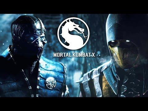 Mortal Kombat X - Official Story Trailer