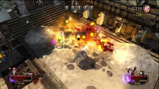 Crimson Alliance game