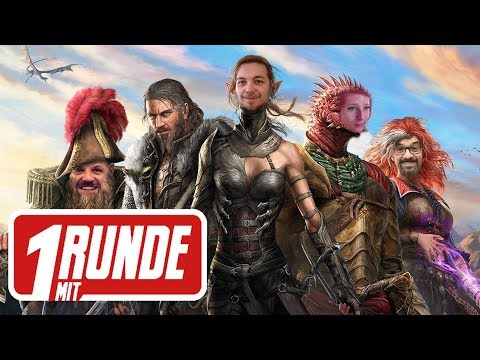 A Round of Divinity: Original Sin 2 in Game Master Mode with Steffen, Bell, Thomas and Jay
