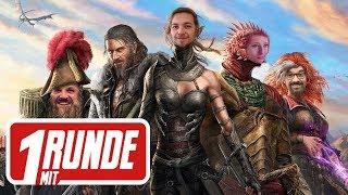 1 Runde mit Divinity: Original Sin 2 im Game Master Mode mit Steffen , Bell, Thomas und Jay