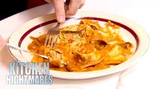 Gordon Rips Into Owners After A Disgraceful Meal| Kitchen Nightmares