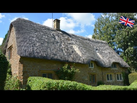 villages-of-the-cotswolds:-6-hour-tour-in-24-minutes!-(4k)