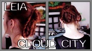 Star Wars Hair - Leia in Cloud City