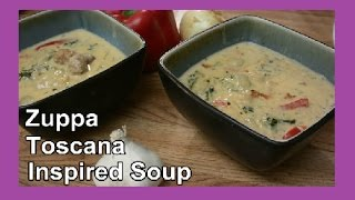 Olive Garden Zuppa Toscana Inspired Soup