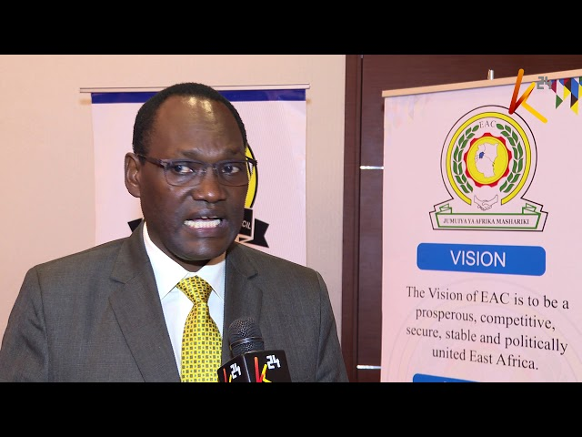 Improving EAC trade interview with PS Chris Kiptoo