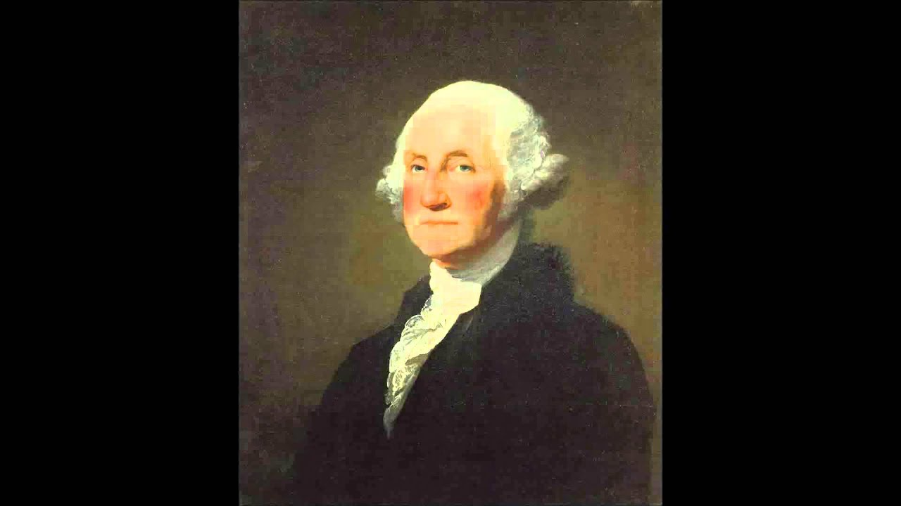 Thanksgiving Proclamation of 1789 by George Washington (Historical ...