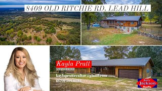 8409 Ritchie Rd, Lead Hill   Branded