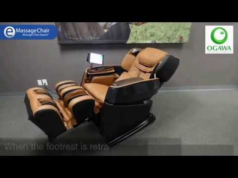 How To Use The Ogawa Smart Mage Chair