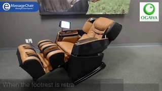 How to Use the Ogawa Smart 3D Massage Chair