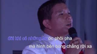 [Karaoke] Dấu chân - Gia Ân (St: Thông Vi Vu)