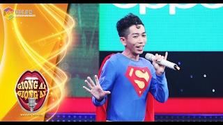 Giọng ải giọng ai | Tập 16: Super Man hát sai lời khiến Trấn Thành cười điên đảo