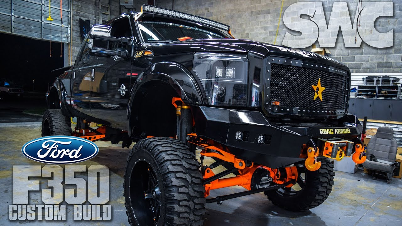 ford f250 f350 custom audio lighting build fabrication must watch youtube. Black Bedroom Furniture Sets. Home Design Ideas