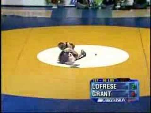 2008 Nassau County Wrestling Championships - 96 lbs. Finals