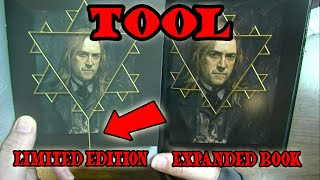 HIDDEN CLUES in Tool's Fear Inoculum Artwork - Expanded Book VS Limited Edition COMPARISON!