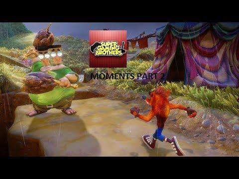Best of SGB Plays: Crash Bandicoot N.Sane Trilogy (Crash Bandicoot: Warped) - Part 2